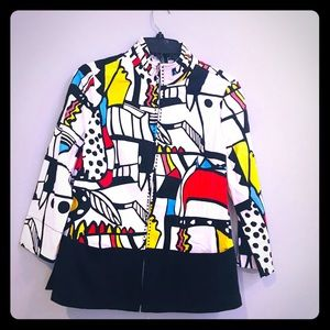 One of a kind! BEREK jacket. Size S. Holiday sale!